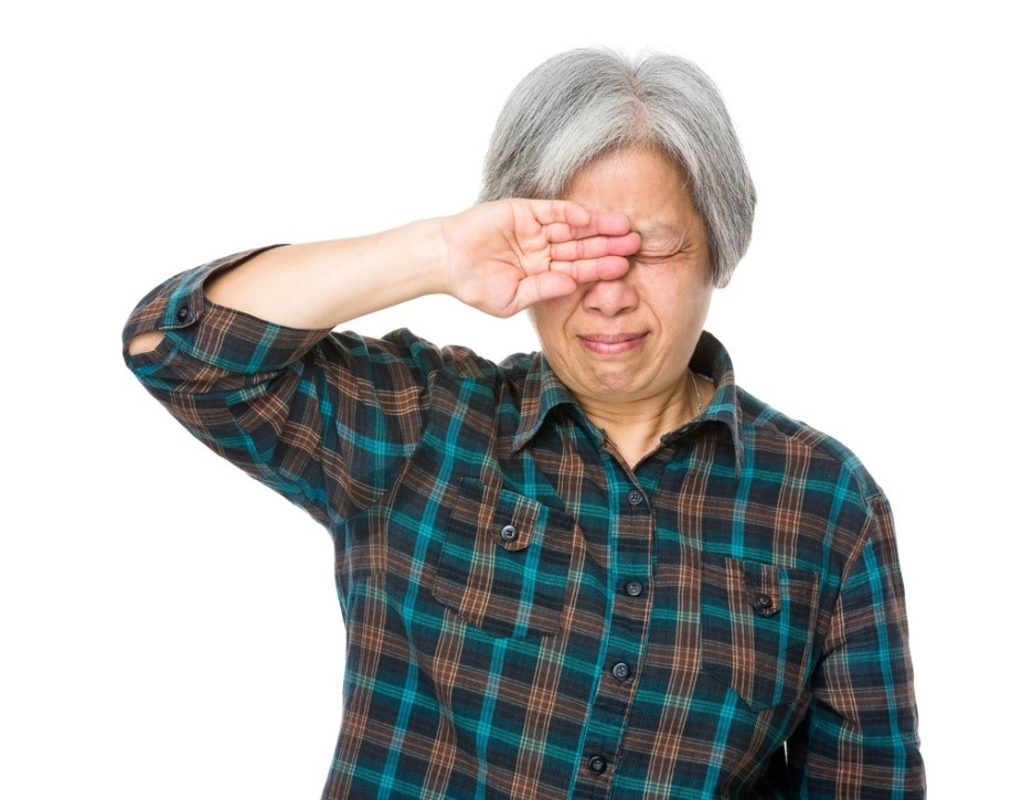 눈 통증, 코로나19, 급성녹내장
